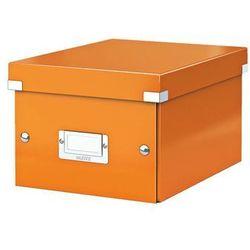 Pudło uniwersalne wow 6044-44 pomarańczowe marki Leitz