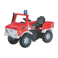 mercedes unimog straż pożarna marki Rolly toys