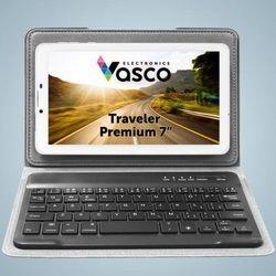 """traveler premium 7"""" z klawiaturą marki Vasco"""