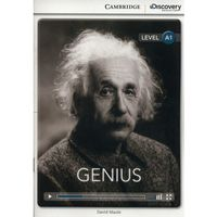 Genius. Cambridge Discovery Education Interactive Readers (z kodem), oprawa miękka