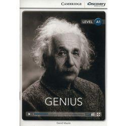 Genius. Cambridge Discovery Education Interactive Readers (z kodem), książka w oprawie miękkej