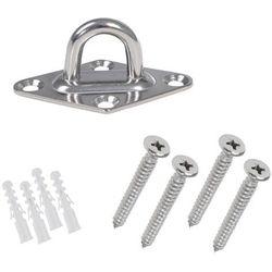 Zestaw montażowy do żagla ogrodowego 9 elementów (5907719407371)