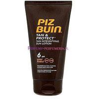 Piz Buin Tan & Protect mleczko ochronne przyspieszające opalanie SPF 6 (Tan Intensifying Sun Lotion) 150 ml (