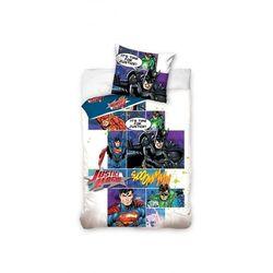 Pościel 160x200 Justice League 1Y36S0