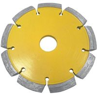 Tarcza do frezowania pęknięć DEDRA H1267 115/22.2 typ V diamentowa + DARMOWY TRANSPORT!