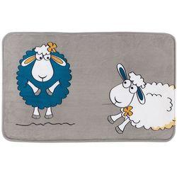 Dywanik łazienkowy TATKRAFT 14947 Funny Sheeps, kup u jednego z partnerów