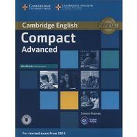 Compact Advanced. Ćwiczenia z Kluczem + Audio Online