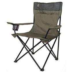 Krzesło rozkładane standard quad zielony + darmowy transport! marki Coleman