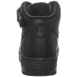 AIR FORCE 1 MID 07 Tenisówki i Trampki wysokie black marki Nike Sportswear