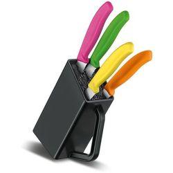 Victorinox - Swiss Classic Zestaw 4 noży z blokiem