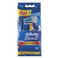 blue ii plus jednorazowe maszynki do golenia 14 szt. marki Gillette
