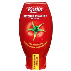 Ketchup pikantny 450 g Kotlin (sos, dodatek)