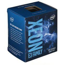 Okazja - Intel Xeon E3-1225V5, 3.3GHz, 80W, cache 8MB - sprawdź w wybranym sklepie