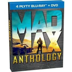 Mad Max. Antologia (Blu-ray) - George Miller