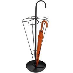Stojak na parasole, parasolki - metalowy (8718158930859)