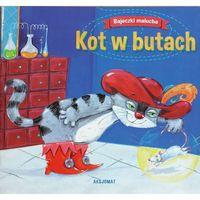 Bajeczki malucha. Kot w butach + zakładka do książki GRATIS, oprawa broszurowa