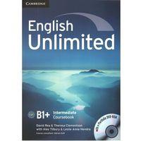 English Unlimited Intermediate CourseBook w/e-portofolio /DVD gratis/ (166 str.)
