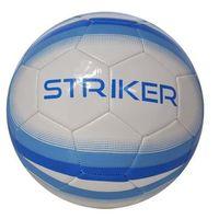 Piłka nożna treningowa axer striker blue/white - niebieski ||biały marki Axer sport