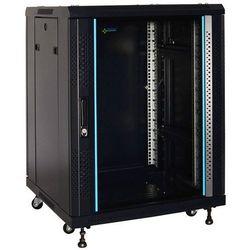 Pulsar Szafa rack stojąca do złożenia 15u/600x600 rs1566gd