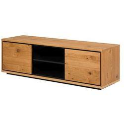 Stolik pod telewizor, DALLAS, 45x150 cm, dziki dąb, MDF, fornir, 40043-3
