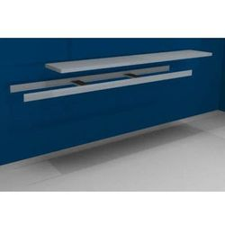 Hofe Dodatkowa półka w komplecie z trawersami i półką stalową,szer. 2500 mm