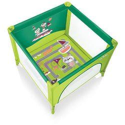 Kojec dziecięcy Joy Baby Design (zielony) - produkt z kategorii- Kojce