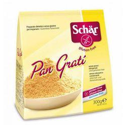 Pan Grati- bułka tarta 300g bezglutenowa Schar - produkt z kategorii- Pieczywo, bułka tarta