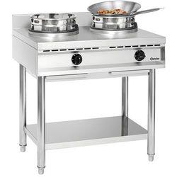 Kuchenka gazowa wok, 2 palniki | BARTSCHER, GWH2