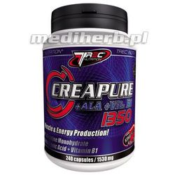 Trec Creapure + ALA + wit. B1 (King Size) - 240 kaps z kategorii Odżywki zwiększające wytrzymałość