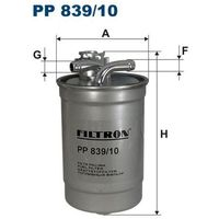 Filtr paliwa PP 839/10