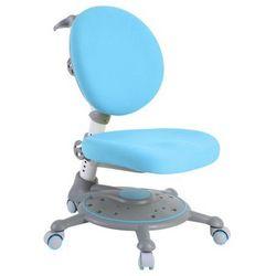 SST1 Blue - Krzesełko z regulacją wysokości FunDesk