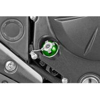 Korek wlewu oleju  do motocykli honda / kawasaki / ducati (zielony) marki Puig