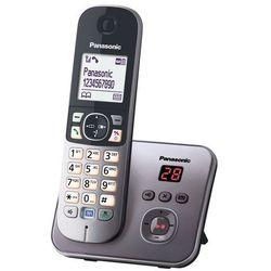Telefon Panasonic KX-TG6821 z kategorii Telefony stacjonarne