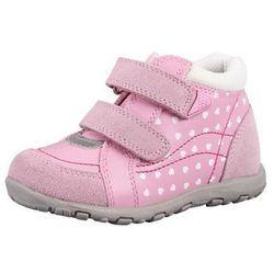 Buty przejsciowe / jesienne REIMA ISEN różowe