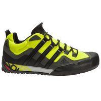 Buty adidas Terrex Swift Solo - Czarny ||Żółty ||Żółty Neon