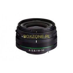 Obiektyw HD PENTAX-DA 18-50mm F4-5.6 DC WR RE, kup u jednego z partnerów
