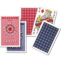 Karty do gry Piatnik 1 talia Rozeta (9001890141416)