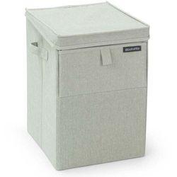 Kosz na bieliznę modułowy Laundry Box - Zielony Brabantia (8710755120466)