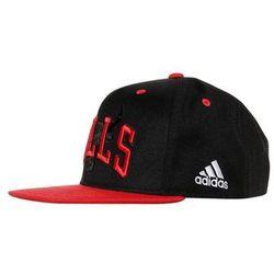 adidas Performance BULLS Czapka z daszkiem black/red/white - sprawdź w wybranym sklepie
