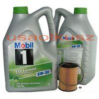 Mobil Filtr olej  1 esp formula 5w30 jeep commander 3,0 td