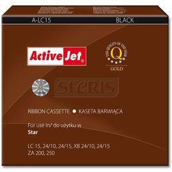 ActiveJet A-LC15 kaseta barwiąca kolor czarny do drukarki igłowej Star (zamiennik LC15) - produkt z kategori