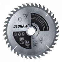 Tarcza do cięcia DEDRA H18560 185 x 20 mm + Zamów z DOSTAWĄ JUTRO! (5902628815019)