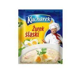 Zupa błyskawiczna żurek śląski 46 g Kucharek (5901135015769)