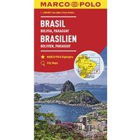 Brazylia Boliwia Paragwaj -
