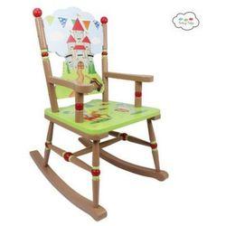 F.FIELDS Rycerz I Smok K rzesło bujane z kategorii Pozostałe meble do pokoju dziecięcego