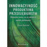 Innowacyjność produktowa przedsiębiorstw (2012)