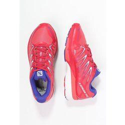 Salomon XSCREAM FOIL Obuwie do biegania treningowe papaya/lotus pink/spectrum blue (buty do biegania)