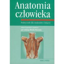 Anatomia człowieka. Podręcznik dla studentów i lekarzy, książka z kategorii Zdrowie, medycyna, uroda