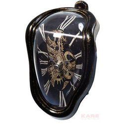KARE Design :: Zegar biurkowy/stołowy Flow Antique - biurkowy Antique z kategorii Biurka