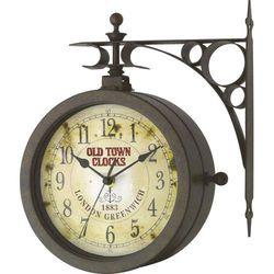 Zegar ścienny analogowy TFA 603011 Kwarcowy, (ØxW) 205 mmx295 mm